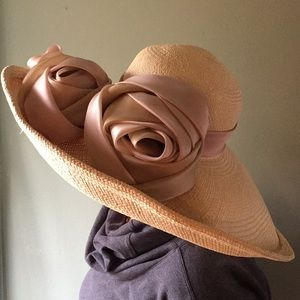 Accessories - Garden party sun hat